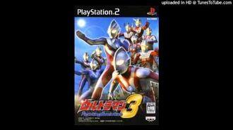 Ultraman VS Zetton Theme FE3