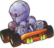 Krazy Racers - Cyborg Ninja