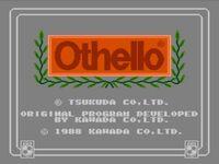 Othello TÍTULO