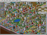 SimCity 2000 - Macintosh - 01