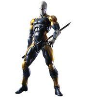 Cyborg Ninja Figura