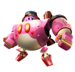 Kirby Planet Robobot - Robobot Kirby