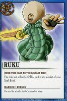 Ruku card battle