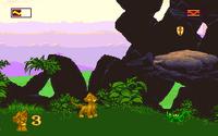 The Lion King PC captura nivel
