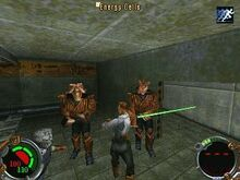 Star Wars Jedi Knight Dark Forces II