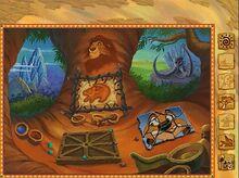 Lion King Activity Center captura4