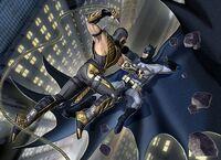 Mortal Kombat vs DC Universe crossover