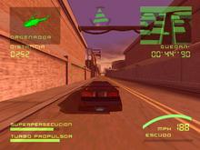 Knight Rider - The Game - captura5
