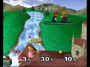 Super Smash Bros Melee - captura 5