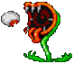 Ghouls 'n Ghosts - Eyeball Plant