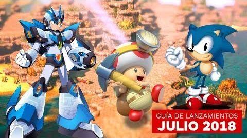 Guía de lanzamientos julio 2018 – IGN Latinoamérica