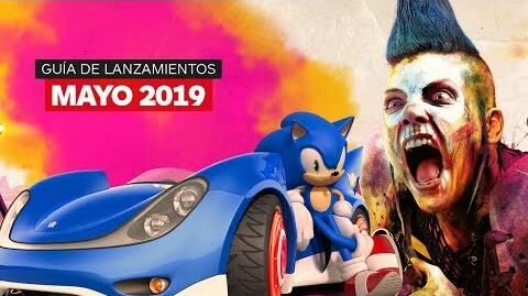 Guía de lanzamientos mayo 2019 – IGN Latinoamérica