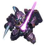 Super Gundam Royale - Berga Dalas 2