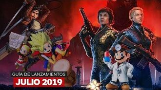 Guía de lanzamientos julio 2019 – IGN Latinoamérica