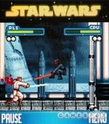 Star Wars - Lightsaber Combat SCREEN1