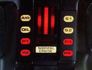 Knight Rider KITT Panel