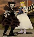 Mamodo Battles MODELS - Brago & Sherry2