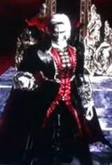 Castlevania The Arcade Dracula sprite 1
