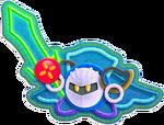Meta Knight yarn