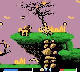 The Lion King GBC captura21