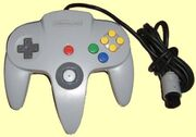 Game pad Consola Nintendo 64