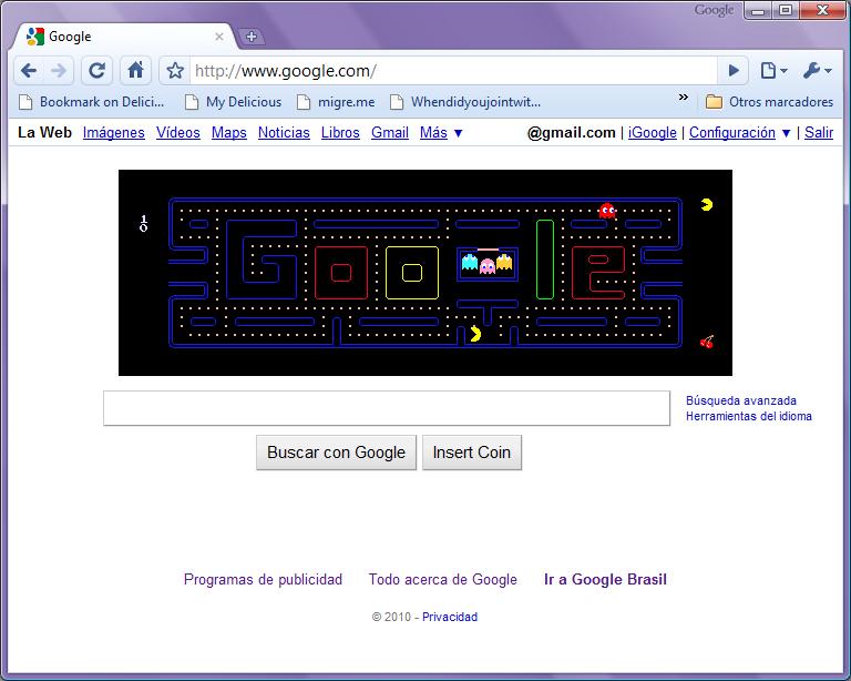 Imagen Google Pac Man Png Wikijuegos Fandom Powered By Wikia