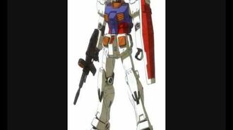 Mobile Suit Gundam OST 1 Track 07 - Gallant Char