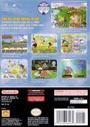 Super Smash Bros Melee USA BACK