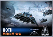 Star Wars - Battle Pod Hoth