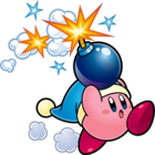 Kirby Super Star Ultra Bomba