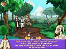 Star Wars - JarJar's Journey Adventure Book