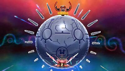 Kirby Planet Robobot - Sueño Estelar.exe Fase 2