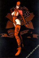 Evil Rose arte 1