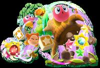 Kirby Triple Deluxe captura 5
