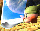 Super Smash Bros Brawl - Kirby Link