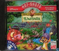 Slingshooter cd cover