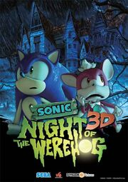 Sonic Night of the Werehog