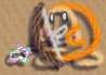 Kirby's Epic Yarn - Waddle Dee Arquero