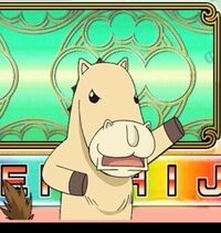 Mamodo Battles - Ponygon