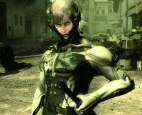 Cyborg Ninja Raiden - Metal Gear Solid 4