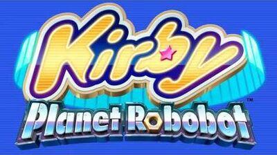Heart of Nova Kirby Planet Robobot