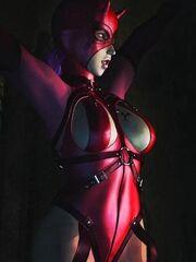 Evil Rose Avatar