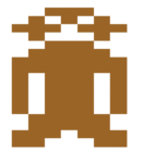 King Kong 2600 sprite