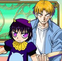 Mamodo Battles - Laila & Albert