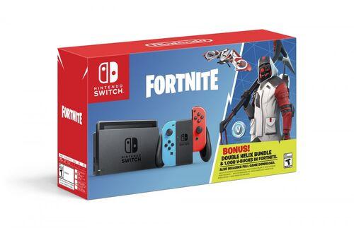 Fortnite Nintendo Double Helix Bundle