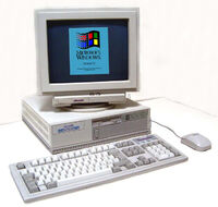 PC Olivetti Windows 3.0