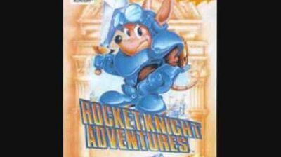 Rocket Knight Adventures Stage 1-1