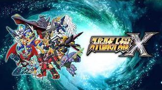 Super Robot Wars X OST - F91 Gundam, Sortie