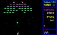 Galaxian PC-88 version