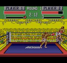 James Buster Douglas Knockout Boxing - captura2